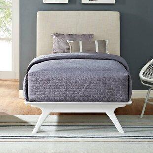 Savings Hannigan Upholstered Platform Bed ByLangley Street