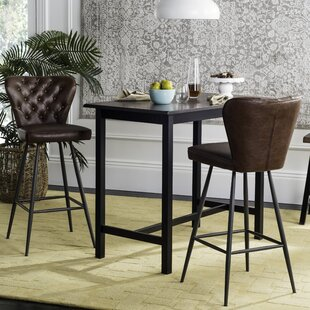 Corentin 29.9 Bar Stool (Set of 2) 17 Stories