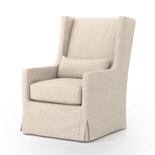 Kay Swivel Wingback chair ..