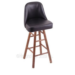 Eversole 24 Swivel Bar Stool Winston Porter