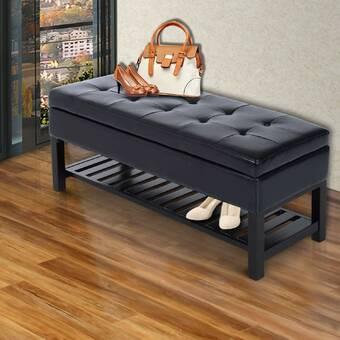 Red Barrel Studio Wlosokova Upholstered Bench Wayfair
