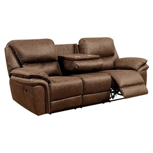 Tello Reclining Sofa by Millwood Pines