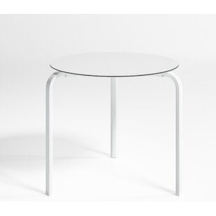 Stack Plastic/Resin Dining Table by Gandi..