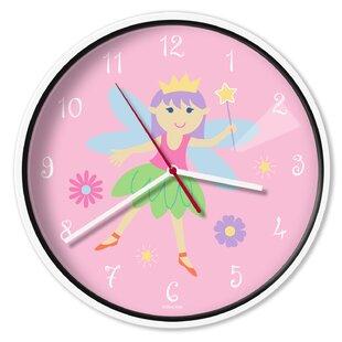 Olive Kids Fairy Princess 12 Wall Clock ByWildkin