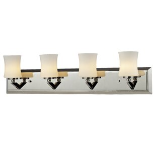 Wrought Studio Mchale 4-Light Vanity Light