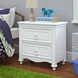 Comparison Rylie 2 Drawer Nightstand by Mack & Milo Reviews (2019) & Buyer's Guide
