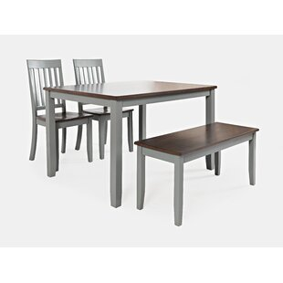 Shepshed 4 Piece Dining Set