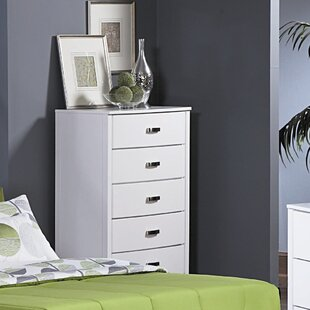 Rushmere 6 Drawer Chest by Latitude Run