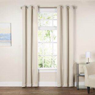 Curtains & Ds You'll Love | Wayfair on window styles home designs, house windows types, upvc window designs, bay windows designs,