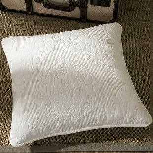 Powder Snow Cotton Pillow Cover (Set of 2)