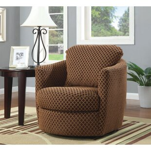 Great Price Mellor Swivel Armchair by Red Barrel Studio Reviews (2019) & Buyer's Guide