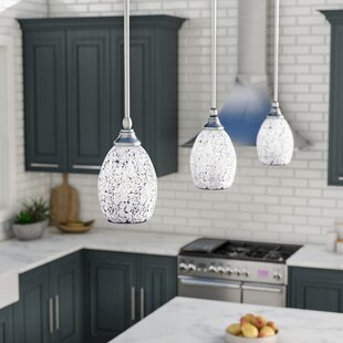 Online Reviews Becton 1-Light Cone Pendant By Ebern Designs