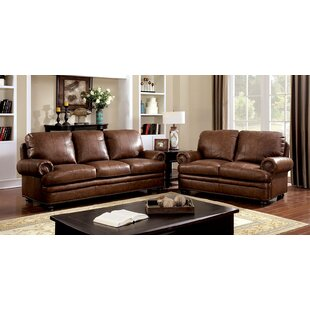 Gracie Oaks Hightower Configurable Living Room Set