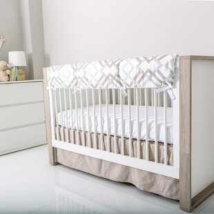 Grigio 2-in-1 Convertible Crib by P'kolino