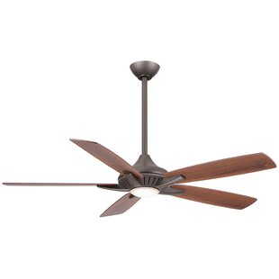 52 Dyno 5-Blade Ceiling Fan with Remote