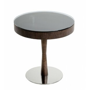 Camron Cottage End Table by Orren Ellis