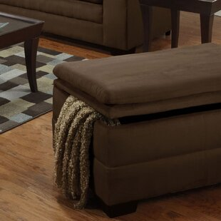 Three Posts Simmons Richland Storage Ottoman