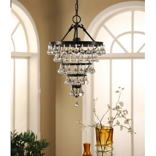 Gracie Oaks Elco 1-Light Novelty Pendant