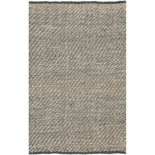Dennis Hand-Woven Blue/Natural Indoor Area Rug by Safavieh