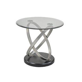 Sceinnker End Table by Orren Ellis
