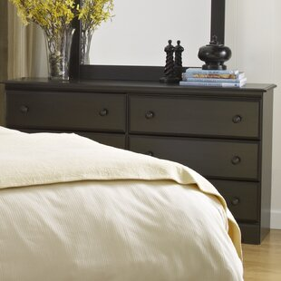 Reviews Washburn 6 Drawer Double Dresser by Lang Furniture