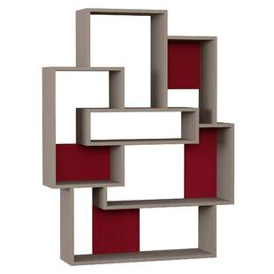 Matthew Modern Standard Bookcase Brayden Studio