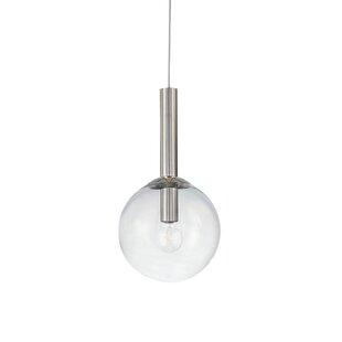 Bubbles 1-Light Pendant by Sonneman