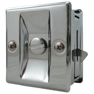 Double Pocket Door Locks | Wayfair