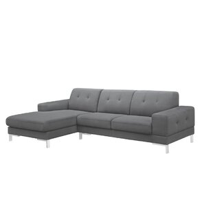 Taul Fabric Sectional by Brayden Studio
