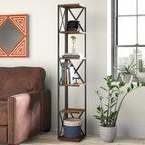 Gurley Corner Bookcase by Williston Forge