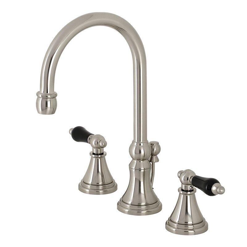 Kingston Brass Duchess Widespread Bathroom Faucet With Drain Assembly Wayfair
