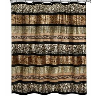 Maureen Wild Safari Single Shower Curtain