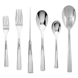President 42 Piece Stainless Flatware Set, Service for 8