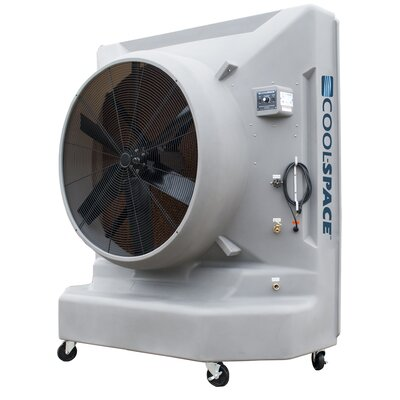 6500 CFM Evaporative Cooler Cool-Space