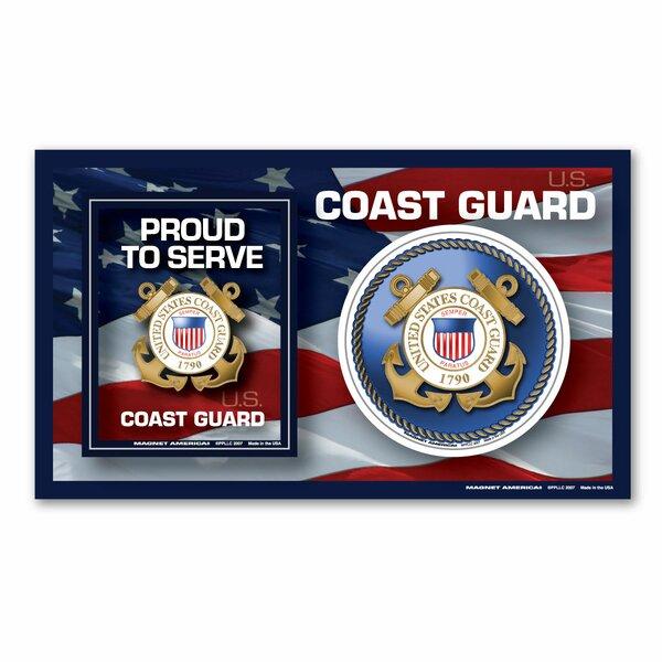 Magnet America Coast Guard Magnet Picture Frame Wayfair