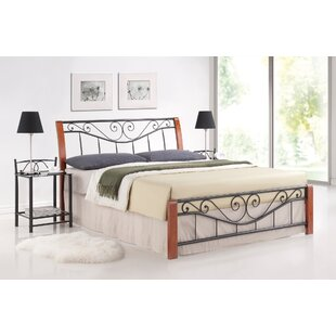 Stoutland European Double Bed Frame By Brambly Cottage