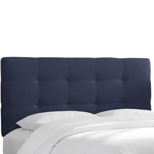 Wayfair Custom Upholstery™ Meredith Upholstered Panel Headboard