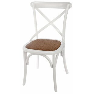 Gracie Oaks Noisettier Refined Bistro Side Chair