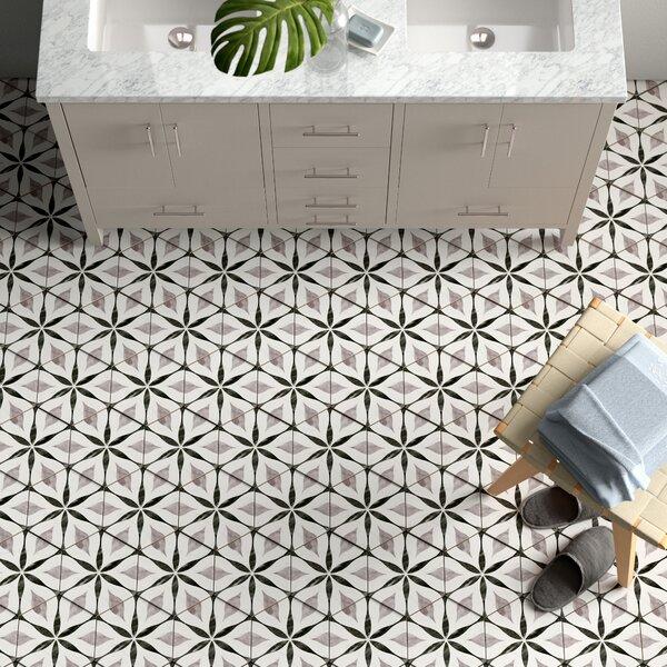 Hexagon Tile Floor Wayfair