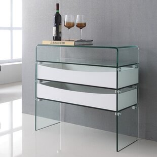 Casabianca Furniture Ibiza Console Table