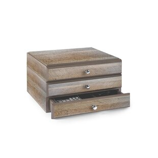 Bindertek Stacking Wood Desk Organizer