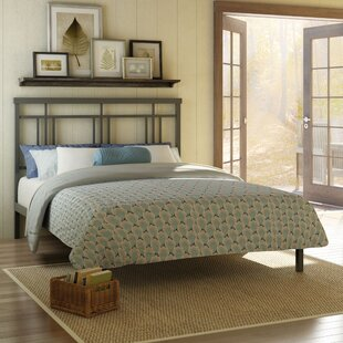 Kirkwood Platform Bed by Millwood Pines