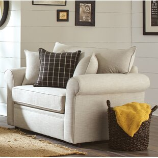 Loveseat by Overnight Sofa