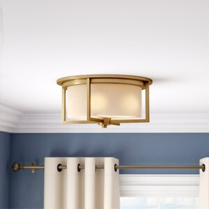 Bader 3-Light Flush Mount