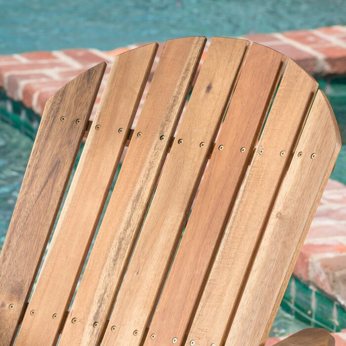 Strange Ridgeline Solid Wood Folding Adirondack Chair Caraccident5 Cool Chair Designs And Ideas Caraccident5Info