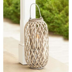Wind & Weather Wood Lantern