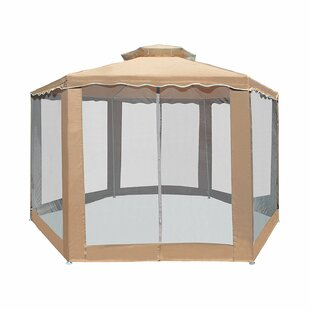 ALEKO 12 Ft. W x 12 Ft. D Steel Patio Gazebo
