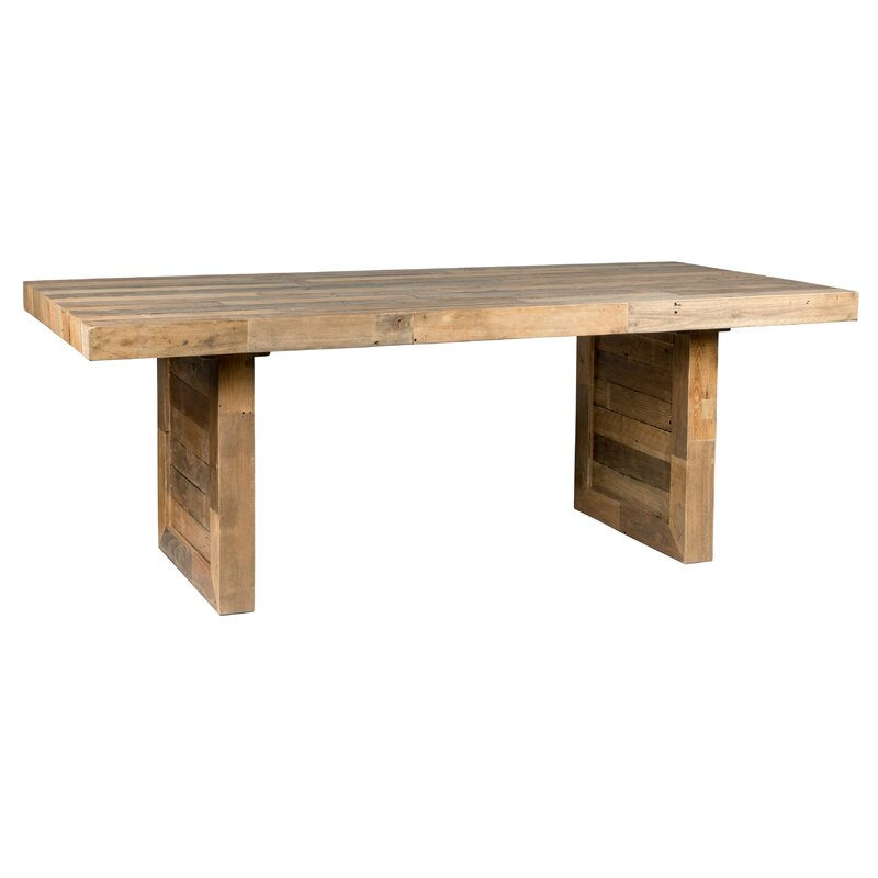Ashbury Solid Wood Dining Table Reviews Joss Main