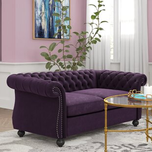 Shop Haiden Standard Loveseat by Mercer41