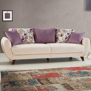 Mirage Sofa by Perla Furniture